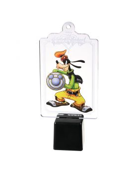 Kingdom Hearts Disney Store Exclusive Light Up Acrylic Stand Goofy