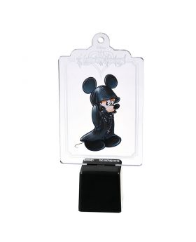 Kingdom Hearts Disney Store Exclusive Light Up Acrylic Stand Mickey