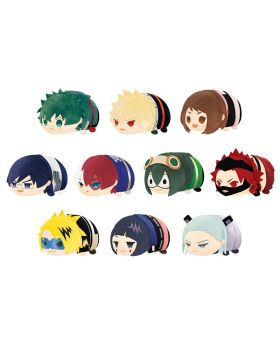 Boku No Hero Academia Mochi Mochi Tsum Mascot Movie Version