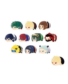 Boku No Hero Academia Mochi Mochi Tsum Mascot Movie Version Animate SET Bonus Bakugou
