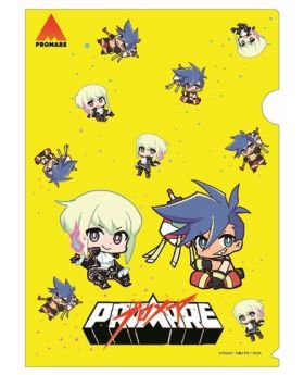 PROMARE Xebec Co Clear File Galo and Lio