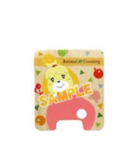 Animal Crossing Sanei Goods Memo Stand Isabelle