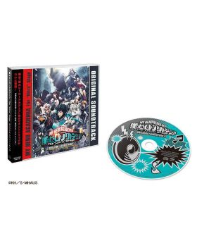 "Boku No Hero Academia Stage Play ""The Ultra Stage"" Original Soundtrack CD"