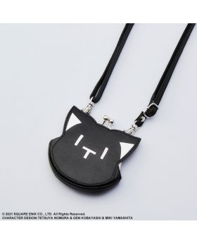 NEO The World Ends With You Gatto Nero Brand Coin Pouch Nyantan