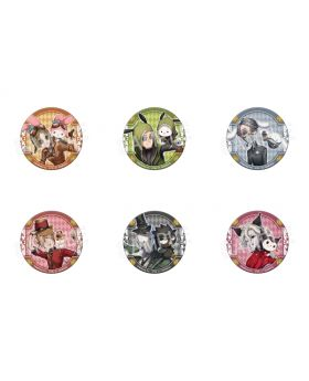 Identity V x Sanrio Characters Can Badge Vol. 2 Normal Ver. SET