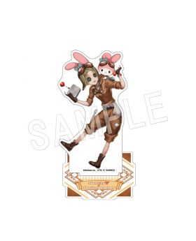 Identity V x Sanrio Characters Acrylic Stand My Melody & Mechanical Engineer