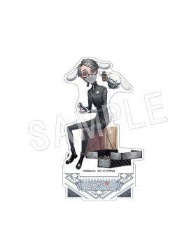 Identity V x Sanrio Characters Acrylic Stand Cinnamoroll & Embalmer