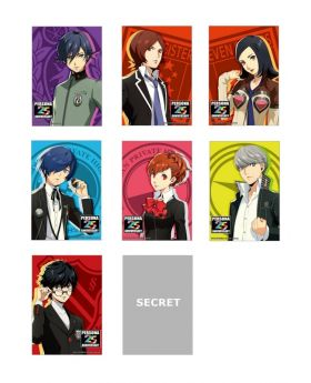 Persona 25th Anniversary Photo Card BLIND PACKS