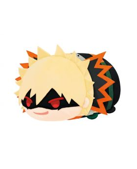 Boku No Hero Academia Mochi Mochi Large Tsum Mascot Plush Bakugou Hero Costume Version
