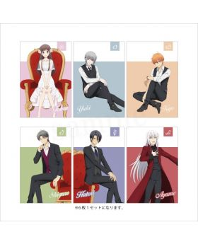 Fruits Basket Animate Limited Edition ETERNO RECIT Postcard Set