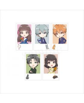 Fruits Basket Animate Limited Edition ETERNO RECIT Chibi Picture Set Type A