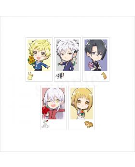 Fruits Basket Animate Limited Edition ETERNO RECIT Chibi Picture Set Type B