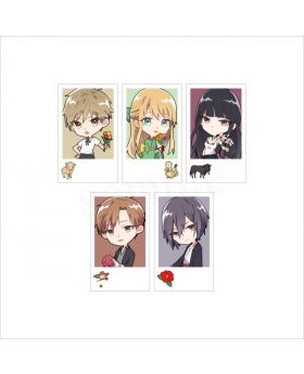 Fruits Basket Animate Limited Edition ETERNO RECIT Chibi Picture Set Type C