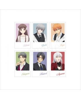 Fruits Basket Animate Limited Edition ETERNO RECIT Picture Set