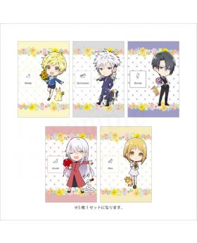 Fruits Basket Animate Limited Edition ETERNO RECIT Chibi Postcard Set Type B