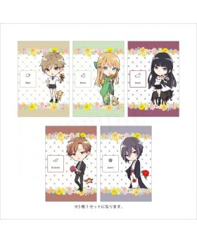 Fruits Basket Animate Limited Edition ETERNO RECIT Chibi Postcard Set Type C