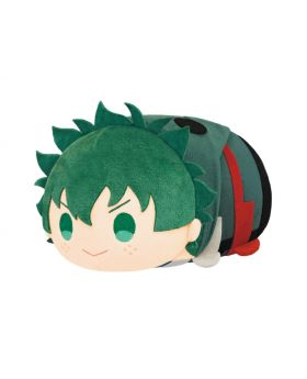 Boku No Hero Academia Mochi Mochi Large Tsum Mascot Plush Midoriya Izuku Deku Hero Costume Version