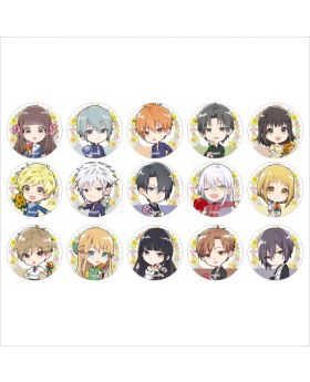 Fruits Basket Animate Limited Edition ETERNO RECIT Chibi Can Badge BLIND PACKS