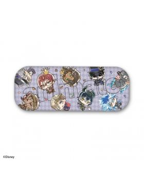 "Twisted Wonderland Animate ""Have Fun"" Goods Glasses Case"
