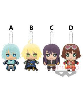 Tales of Series Tomonui Plush Keychains Vol. 7