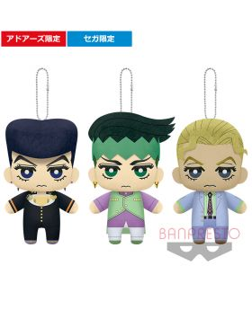 JoJo's Bizarre Adventure Diamond Is Unbreakable Tomonui Plush Keychains