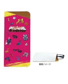 PROMARE x Graffart BURNING SHOP in Tokyo Goods Glasses Case
