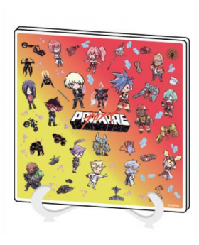 PROMARE x Graffart BURNING SHOP in Tokyo Goods Acrylic Art Board