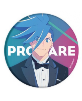 PROMARE x Graffart BURNING SHOP in Tokyo Goods Galo Can Badge