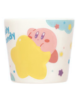 Ichiban Kuji Kirby Cloudy Candy Cup Kirby Star INDIVIDUALS