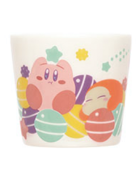 Ichiban Kuji Kirby Cloudy Candy Cup Kirby and Waddle Dee INDIVIDUALS