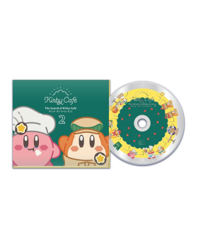 Kirby Cafe The Sound of Kirby Cafe Soundtrack 2