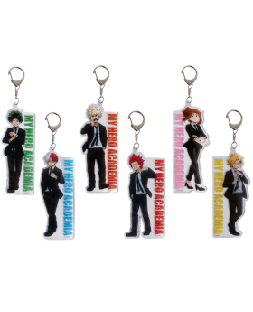 Boku No Hero Academia Toho Animation Jump Festa 2020 Goods Acrylic Keychains BLIND PACKS