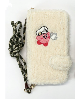 Kirby Cafe Tokyo Fluffy iPhone 6/7/8 Case Ivory