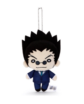 Hunter x Hunter Jump Shop Limited Edition Nitotan Plush Leorio