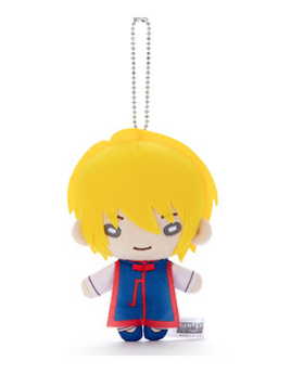 Hunter x Hunter Jump Shop Limited Edition Nitotan Plush Kurapika