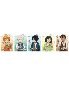 The Promised Neverland Jump Festa 2020 Ensky Bromides Set