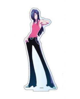 PROMARE Chara Shop Marui Limited Edition Goods Large Acrylic Stand Meis