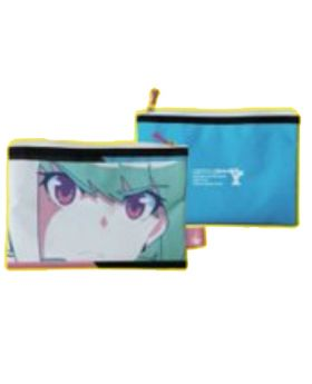 PROMARE Shinjuku Marui Pop Up Shop Goods Small Pouch Lio