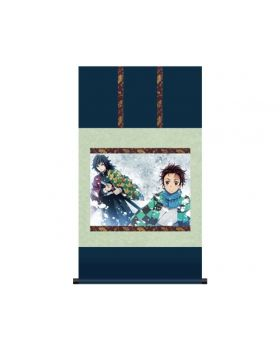 Kimetsu No Yaiba Lawson Limited Goods Tapestry