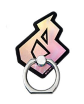 PROMARE XFlag Store Limited Edition Acrylic Smartphone Ring Flame