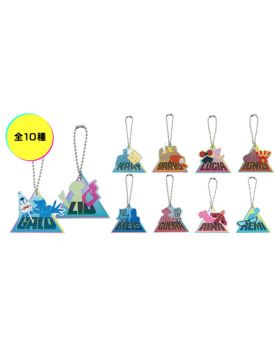 PROMARE XFlag Store Limited Edition Acrylic Motif Keychains BLIND PACKS