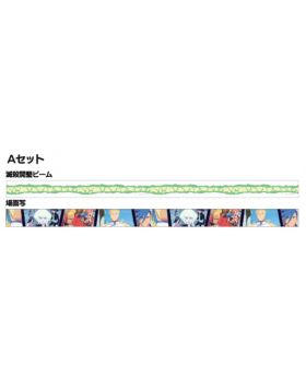 PROMARE XFlag Store Limited Edition Washi Tape Set A