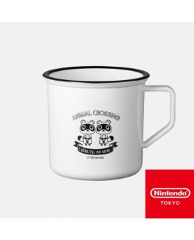 Animal Crossing Nintendo Store Limited Goods Timmy and Tommy Mug