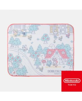 Animal Crossing Nintendo Store Limited Goods Water Absorbent Mat Design A