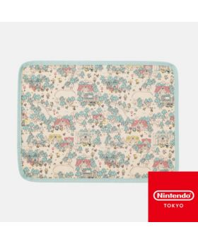 Animal Crossing Nintendo Store Limited Goods Placemat Forest Pattern