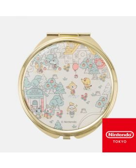 Animal Crossing Nintendo Store Limited Goods Compact Mirror Design A