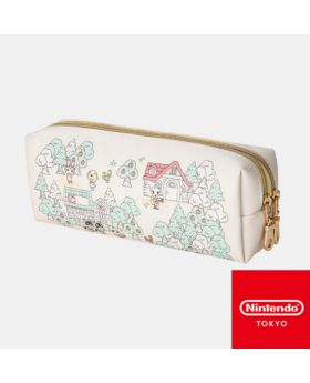 Animal Crossing Nintendo Store Limited Goods Pen Pouch
