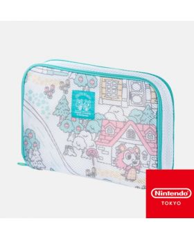 Animal Crossing Nintendo Store Limited Goods Laundry Pouch Large