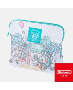 Animal Crossing Nintendo Store Limited Goods Laundry Pouch Small