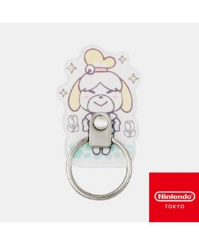 Animal Crossing Nintendo Store Limited Goods Smartphone Ring Isabelle